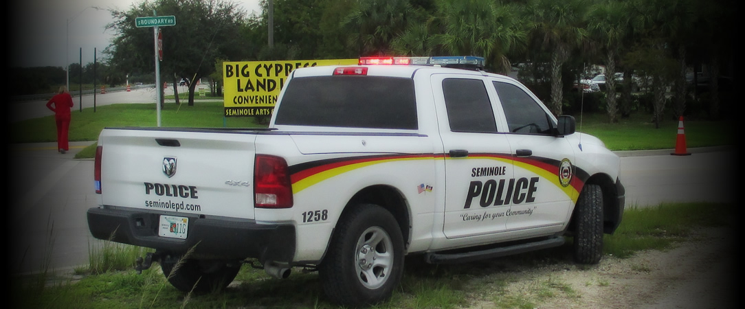 SPD) Seminole Police Department